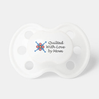 QUILTED BY MOM BooginHead PACIFIER