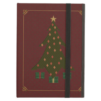 Quilted Christmas iPad Powis Case