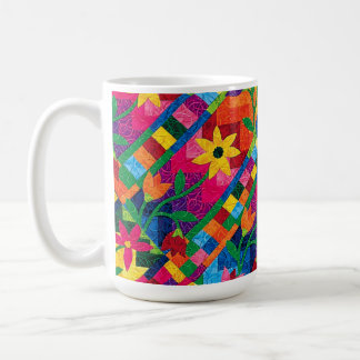 Quilted Coffe Mug