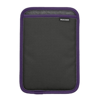Quilted Cosmic Black Sleeve For iPad Mini