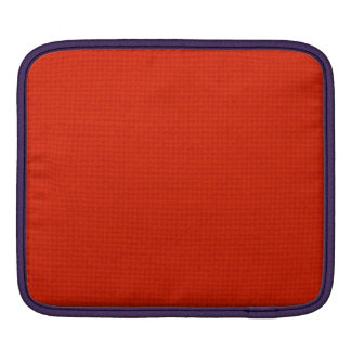 Quilted Crimson Sleeves For iPads