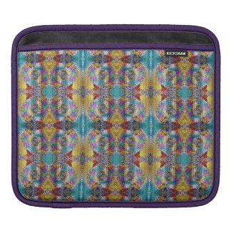 Quilted Design iPad Sleeve