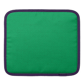 Quilted Emerald Sleeves For iPads