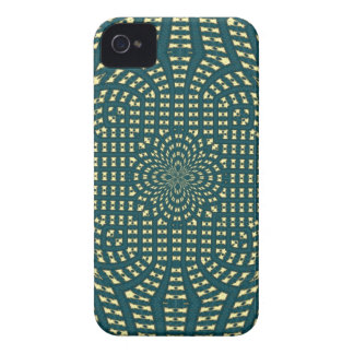 Quilted Fabric Blackberry Case