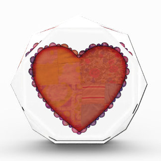 Quilted Heart Awards