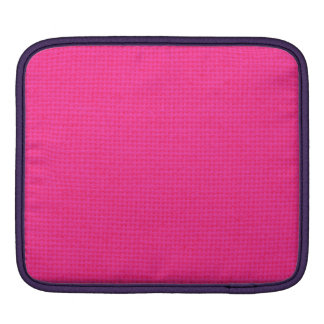 Quilted Hot Pink Sleeves For iPads