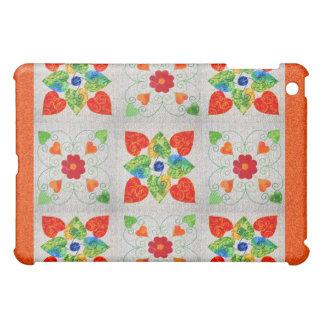 Quilted iPad Mini Case