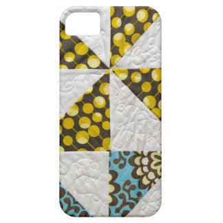 Quilted iPhone 5 Cover