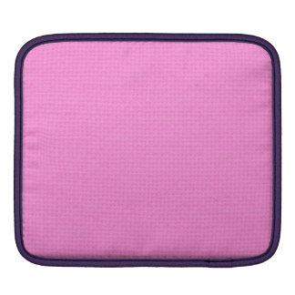 Quilted Pink Sleeves For iPads