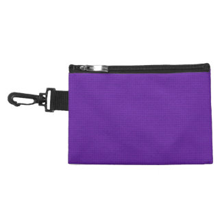 Quilted Royal Purple Accessories Bags