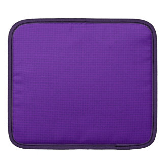 Quilted Royal Purple Sleeve For iPads