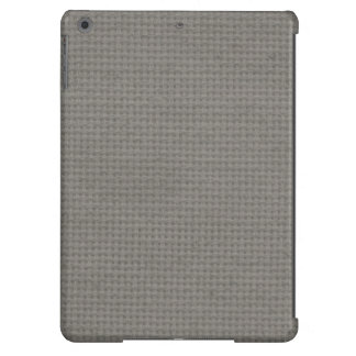 Quilted Smoke Cover For iPad Air