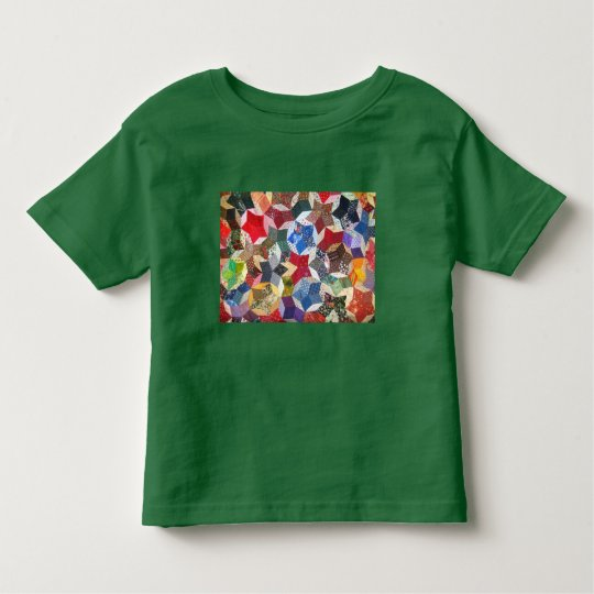 Quilted Stars Toddler T-shirt
