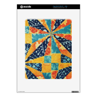 Quilted Under the Sea iPad Skins