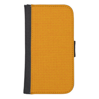 Quilted Wildfire Phone Wallet
