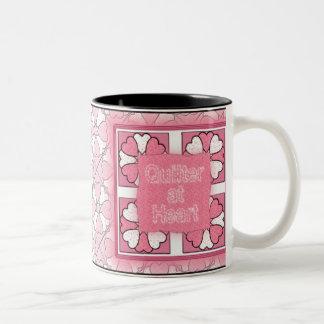 Quilter At Heart Mug
