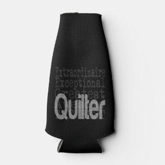 Quilter Extraordinaire Bottle Cooler