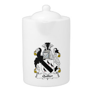 Quilter Family Crest