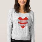 Quilter for Life Scoop-neck Sweatshirt