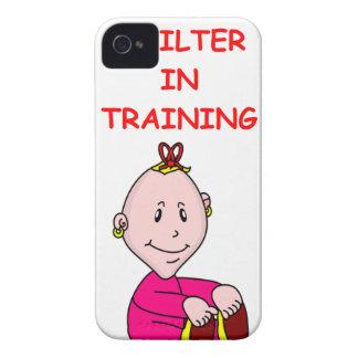QUILTER iPhone 4 CASE
