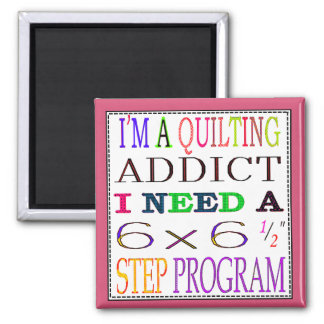 Quilter Magnet