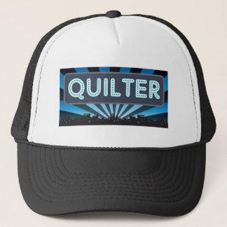 Quilter Marquee Trucker Hat