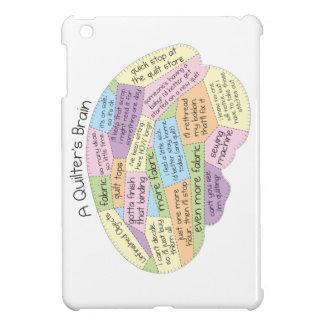 Quilter's Brain iPad Mini Covers