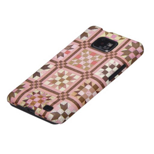 Quilters Samsung Galaxy Case