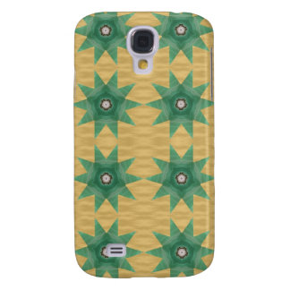 Quilter's Star Pattern! Galaxy S4 Cover