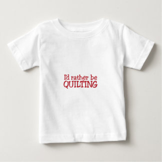 Quilting Baby T-Shirt