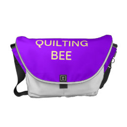 QUILTING BEE BAG
