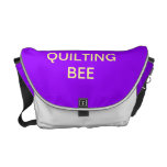 QUILTING BEE BAG COMMUTER BAGS