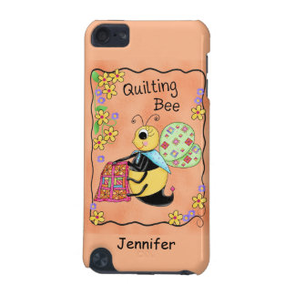 Quilting Bee Whimsy Honey Bee Yourself Art iPod Touch (5th Generation) Case