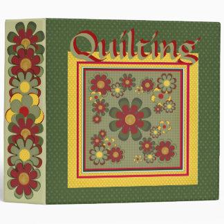 Quilting Binder