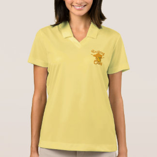 Quilting Chick #10 Polo Shirt