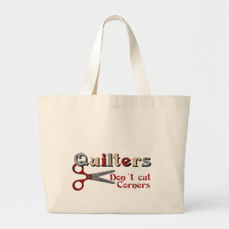 Quilting Corners Canvas Bag