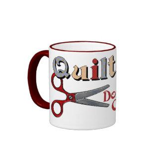 Quilting Corners Coffee Mug