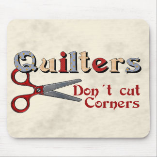Quilting Corners Mouse Pad