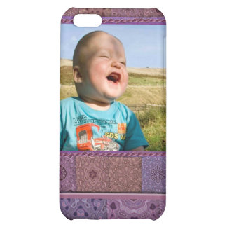 Quilting Enthusiast Photo Template iPhone 5C Covers