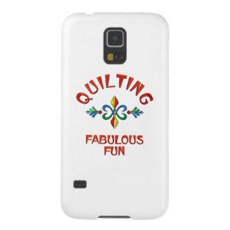 Quilting Fabulous Fun Cases For Galaxy S5