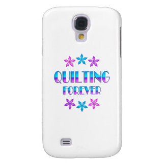 Quilting Forever Galaxy S4 Case