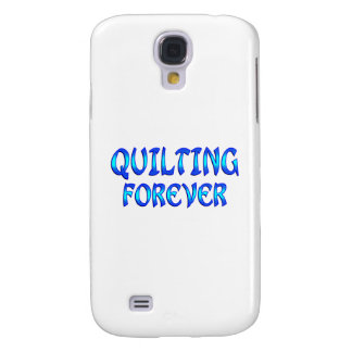 Quilting Forever Galaxy S4 Covers