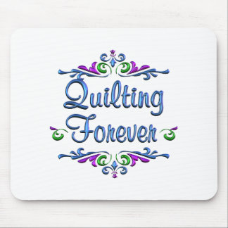Quilting Forever Mouse Pad