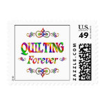 Quilting Forever Postage Stamps