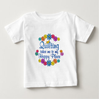 Quilting Happy Place Tees