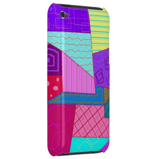 Quilting iPod Touch Cases