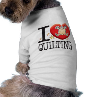 Quilting Love Man T-Shirt