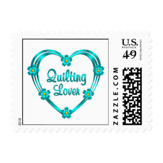 Quilting Lover Postage