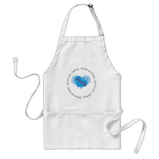 quilting makes adult apron