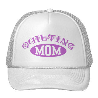 Quilting Mom Trucker Hat